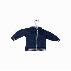 Carter's 'Hunk' baby zip up